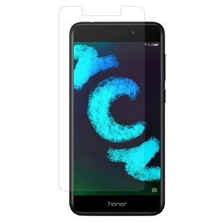 3x Panzer Schutz Glas 9H Tempered Glass Display Schutz Folie Display Glas Screen Protector für HONOR 6C PRO cofi1453®