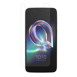 Alcatel Idol 5 Panzerglas  Handy Panzerglasfolie 9H Display Schutzfolie